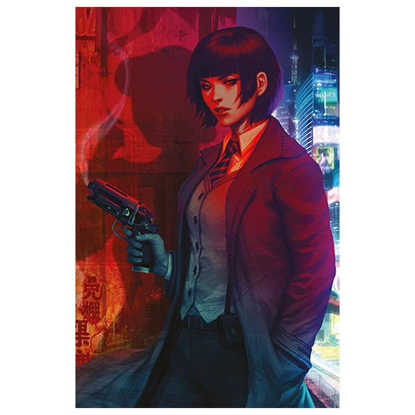 Blade Runner 2019 #1 with Comic-Con Exclusive cover