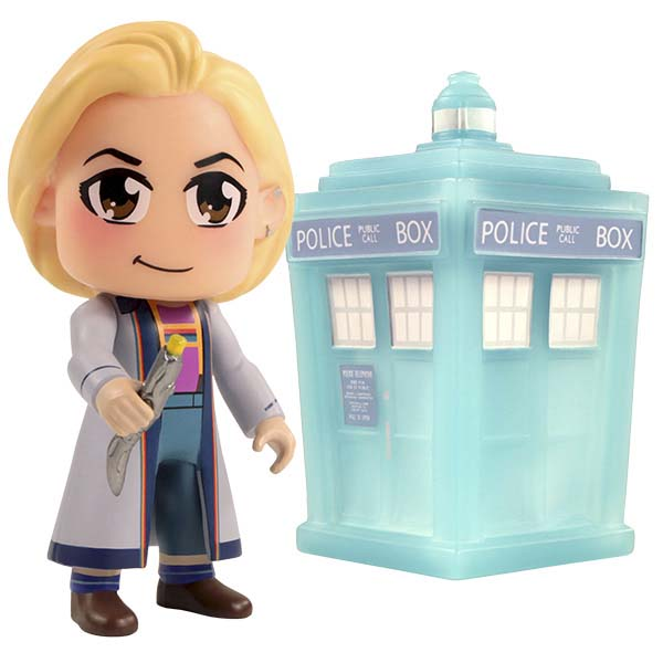 DOCTOR WHO Thirteenth Doctor & Materializing TARDIS 3