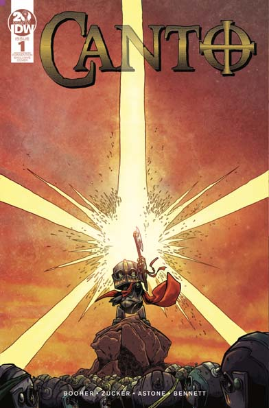 Canto #1 Convention Variant
