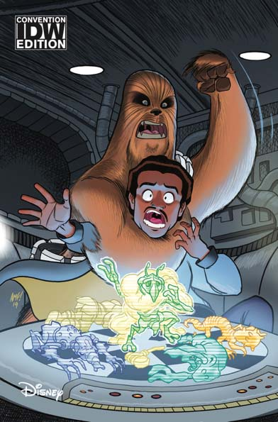 Star Wars Adventures #23 Convention Variant