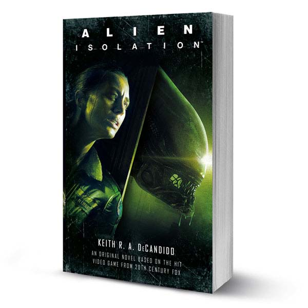 Alien: Isolation – The official novelization. Signed edition!