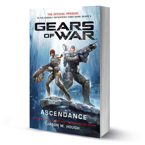 Gears of War: Ascendance – The official prequel novel to Gears 5