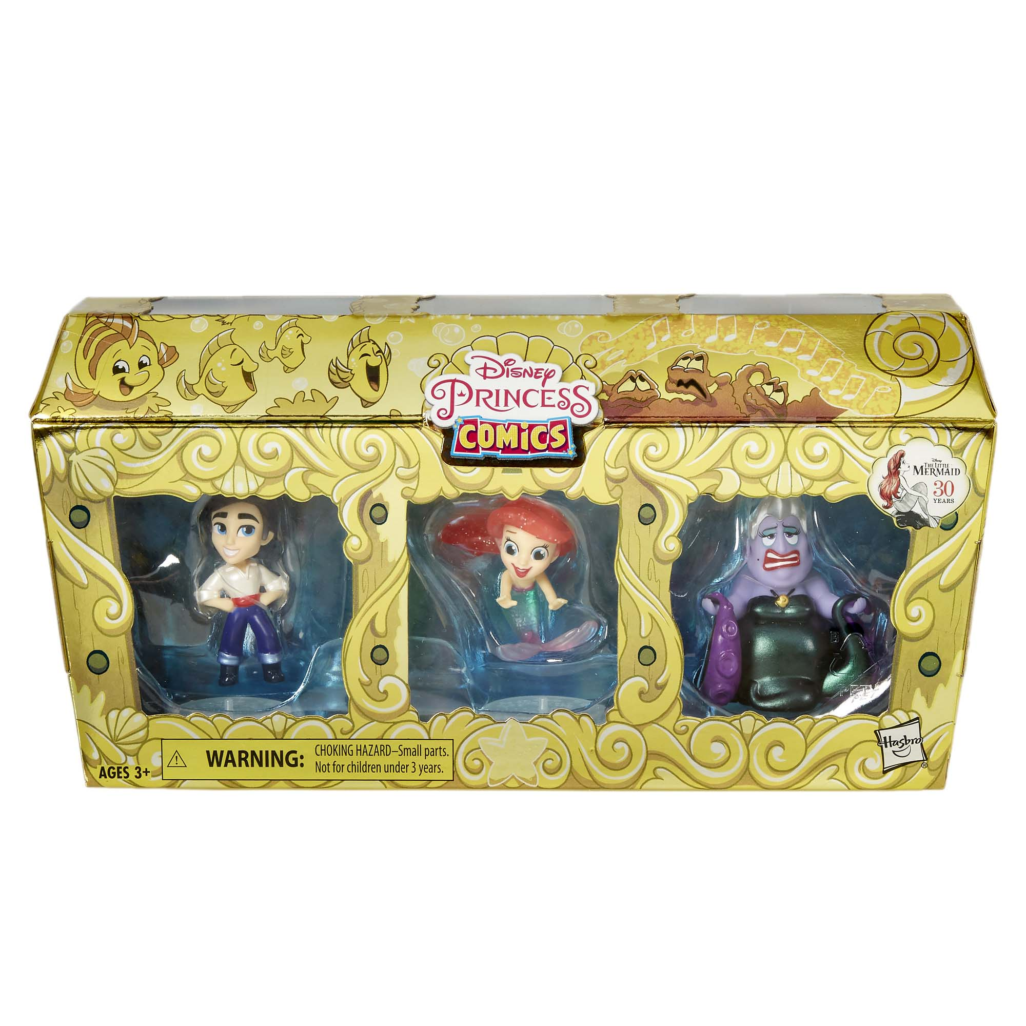 Disney Princess Comics Ariel's Treasure trove