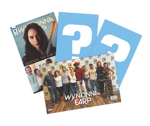 Wynonna Earp Deluxe Pack