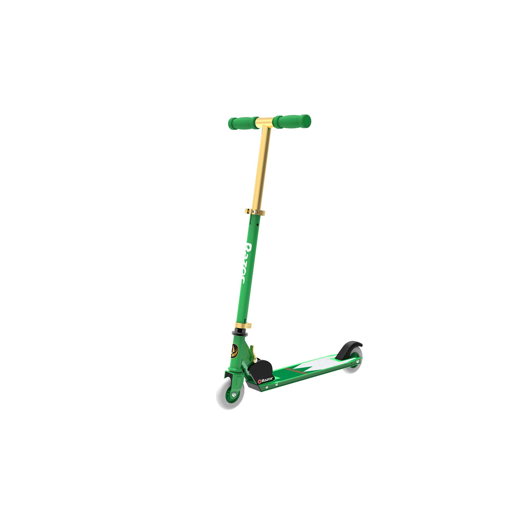 Power Rangers Razor Scooter - Mighty Morphin Green Ranger