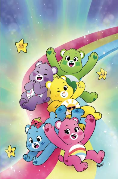 Care Bears #1 Convention Variant