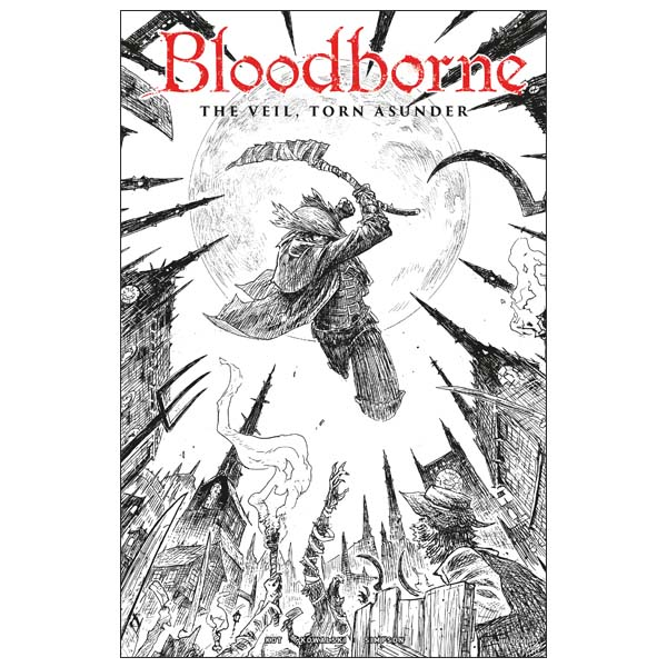 Bloodborne #13 with Comic-Con Exclusive cover