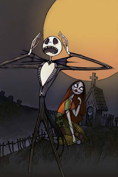 The Nightmare Before Christmas Comic Con 2021 Offsite Event Tokyopop Brings The Nightmare Before Christmas Exclusives To San Diego Comic Con 2019