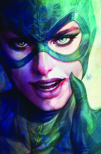 CATWOMAN #1 Convention Exclusive Comic