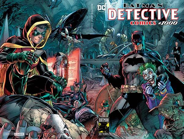 DETECTIVE COMICS #1000 Convention Exclusive Comic
