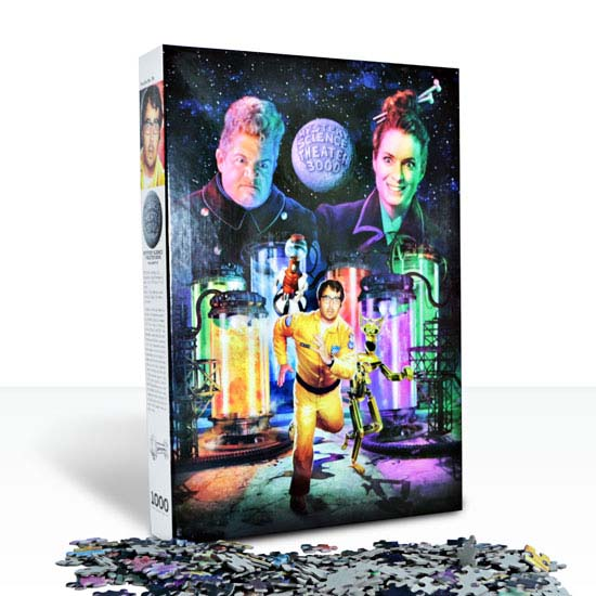 Mystery Science Theater 3000: The Gauntlet Puzzle